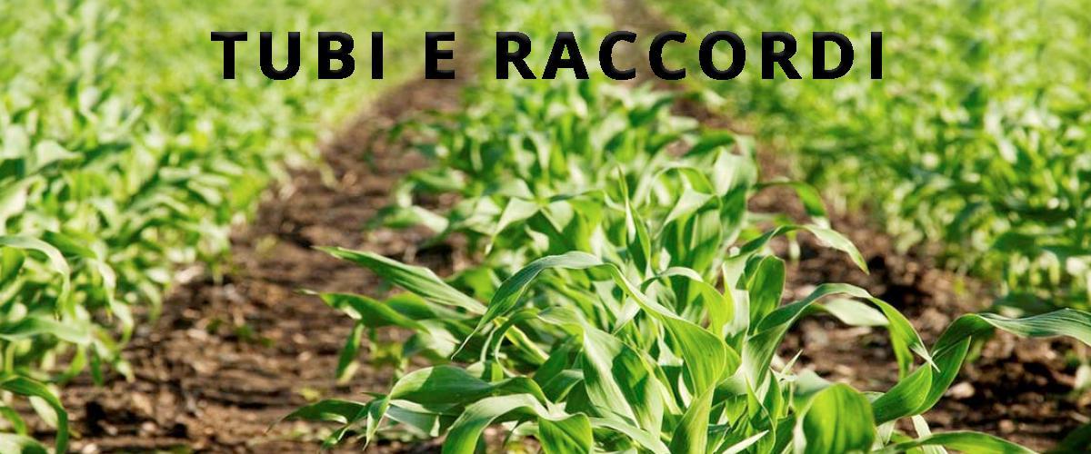 SerMaT Irrigazione agricola: tubi e raccordi