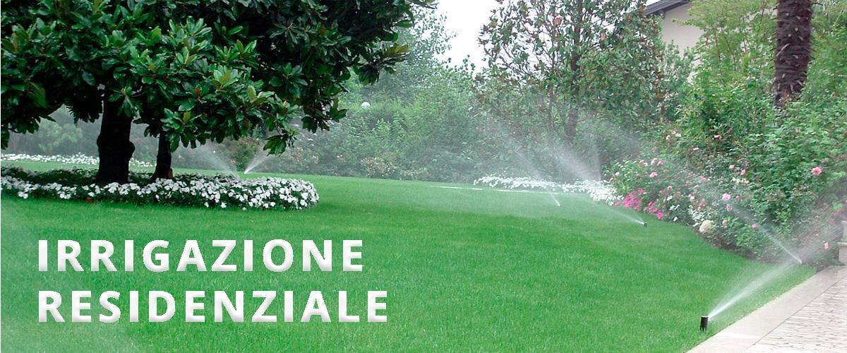 SerMatT Irrigazione Residenziale