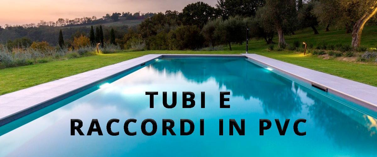 SerMaT Piscine - raccordi pvc, tubi e pompe